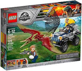 Lego Jurassic World Погоня за Птеранодоном 75926