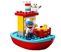Lego Duplo Грузовой поезд 10875, фото 7