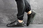 Мужские кроссовки Lacoste (черные) , фото 5