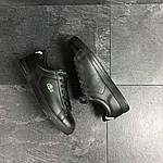 Мужские кроссовки Lacoste (черные) , фото 6