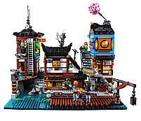 Lego Ninjago Порт Ниндзяго Сити 70657, фото 5