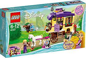 Lego Disney Princess Экипаж Рапунцель 41157