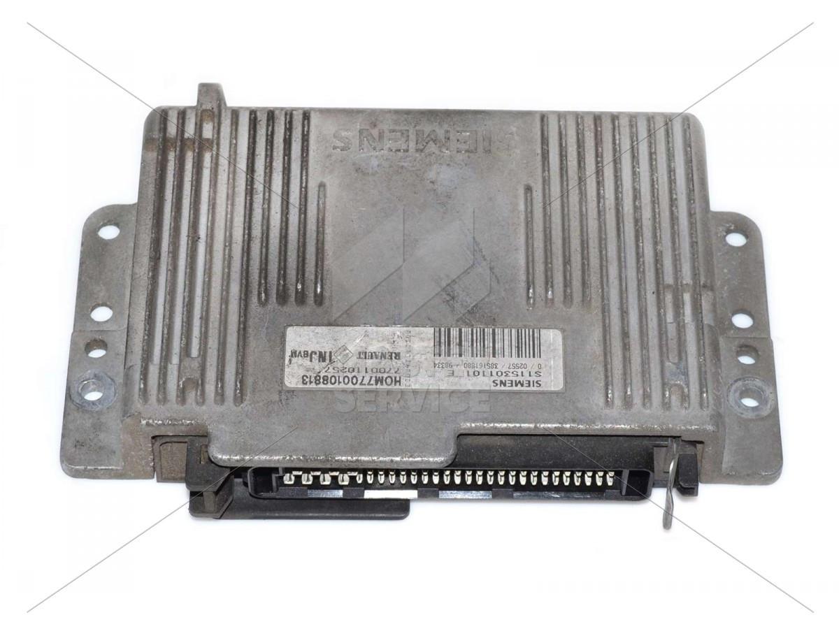 Блок управления двигателем 1.4 для RENAULT Kangoo 1997-2007 7700108813, 7700110257