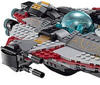 Lego Star Wars Стрела 75186, фото 9