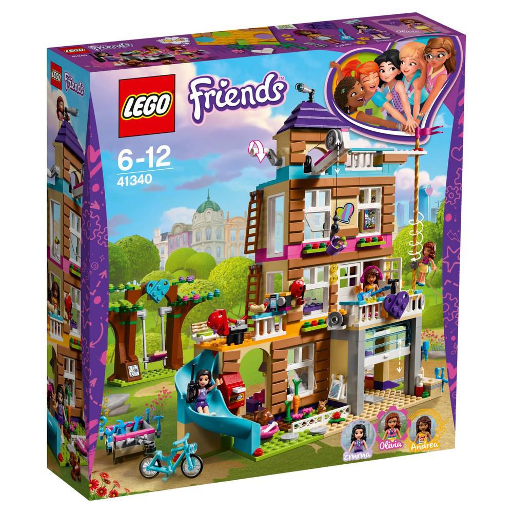 Lego Friends Дом дружбы 41340