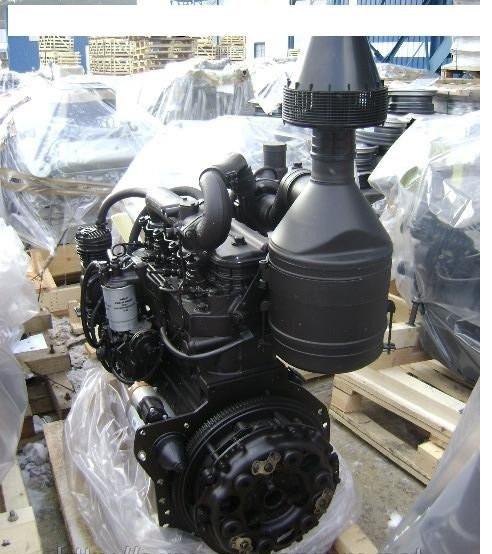 Двигун МТЗ 1025 (105л.с.) полнокомплект. (пр-во ММЗ)