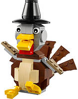 Lego Iconic Индейка на День Благодарения 40091, фото 2