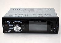 Автомагнитола сони копия CDX-GT 300 магнитола в машину USB пульт ДУ не съемная панель