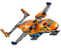 Lego City Арктическая экспедиция: Грузовой самолёт 60196, фото 4