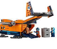 Lego City Арктическая экспедиция: Грузовой самолёт 60196, фото 5
