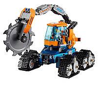 Lego City Арктическая экспедиция: Грузовой самолёт 60196, фото 6