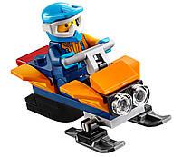 Lego City Арктическая экспедиция: Грузовой самолёт 60196, фото 9