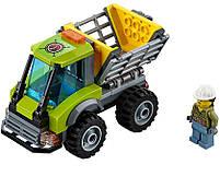 Lego City Грузовой Вертолёт Исследователей Вулканов 60125, фото 7