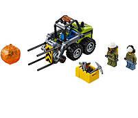Lego City Грузовой Вертолёт Исследователей Вулканов 60125, фото 9
