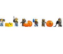Lego City Грузовой Вертолёт Исследователей Вулканов 60125, фото 10