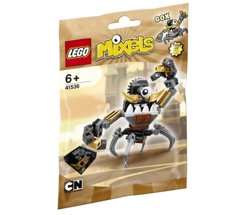 Лего Миксели Lego Mixels Гокс 41536