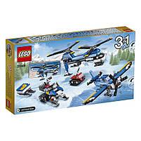 Lego Creator Двухвинтовой вертолёт 31049, фото 2