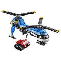 Lego Creator Двухвинтовой вертолёт 31049, фото 3