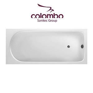 """Акриловая ванна Colombo """"Акцент"""" 160х70"""
