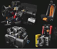 Lego Technic Porsche 911 GT3 RS 42056, фото 9