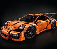 Lego Technic Porsche 911 GT3 RS 42056, фото 10