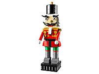 Lego Iconic Щелкунчик 40254, фото 4