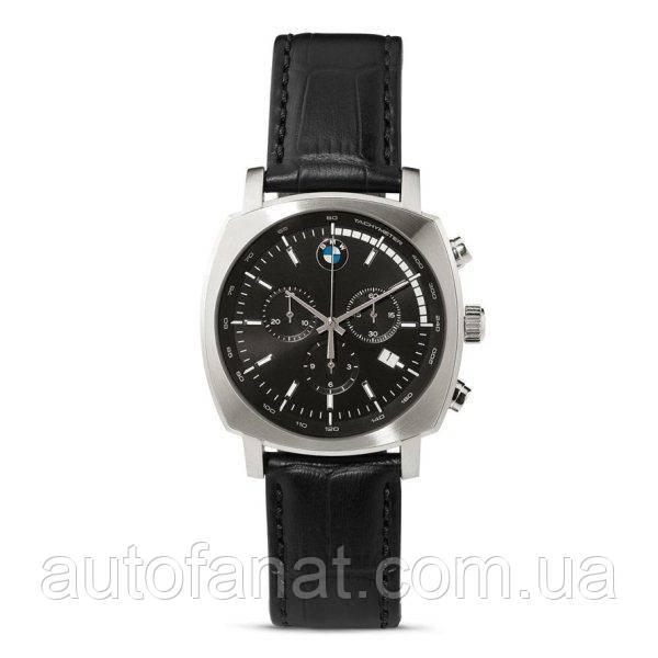 Оригинальные наручные часы - хронограф, унисекс BMW Chrono Watch, Unisex (80262406690)