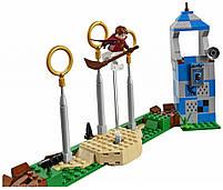 Lego Harry Potter Матч по Квиддичу 75956, фото 4
