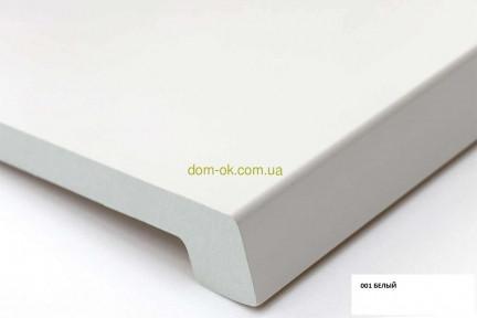 Подоконник Верзалит (Германия) цвет 001 Белый ширина 100 мм
