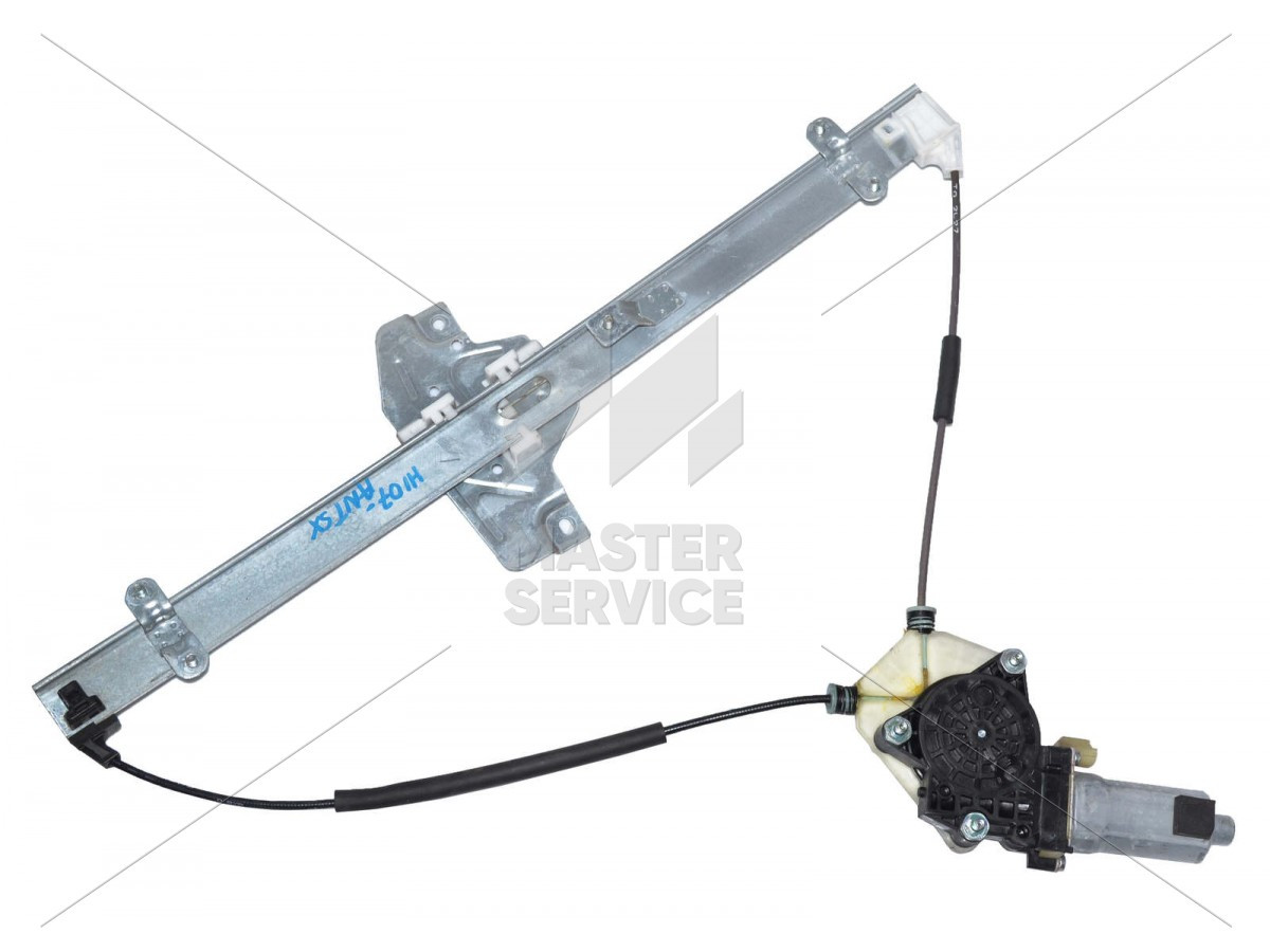 Склопідйомник для Hyundai H1 2007-2018 824034H010 + 988104H100