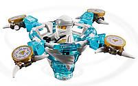 Lego Ninjago Зейн: мастер Кружитцу 70661, фото 4
