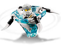 Lego Ninjago Зейн: мастер Кружитцу 70661, фото 5