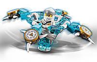 Lego Ninjago Зейн: мастер Кружитцу 70661, фото 7
