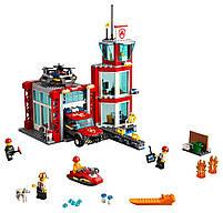 Lego City Пожарное депо 60215, фото 3