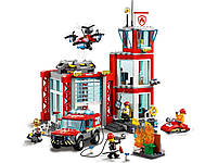 Lego City Пожарное депо 60215, фото 4
