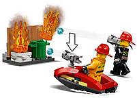 Lego City Пожарное депо 60215, фото 7