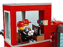 Lego City Пожарное депо 60215, фото 8