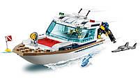 Lego City Яхта для дайвинга 60221, фото 5