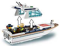 Lego City Яхта для дайвинга 60221, фото 6