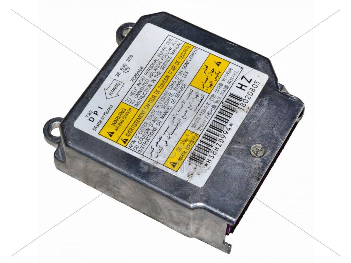Блок управления AIRBAG для Chevrolet Aveo (T200) 2003-2008 96411996, 96439952, 96830358