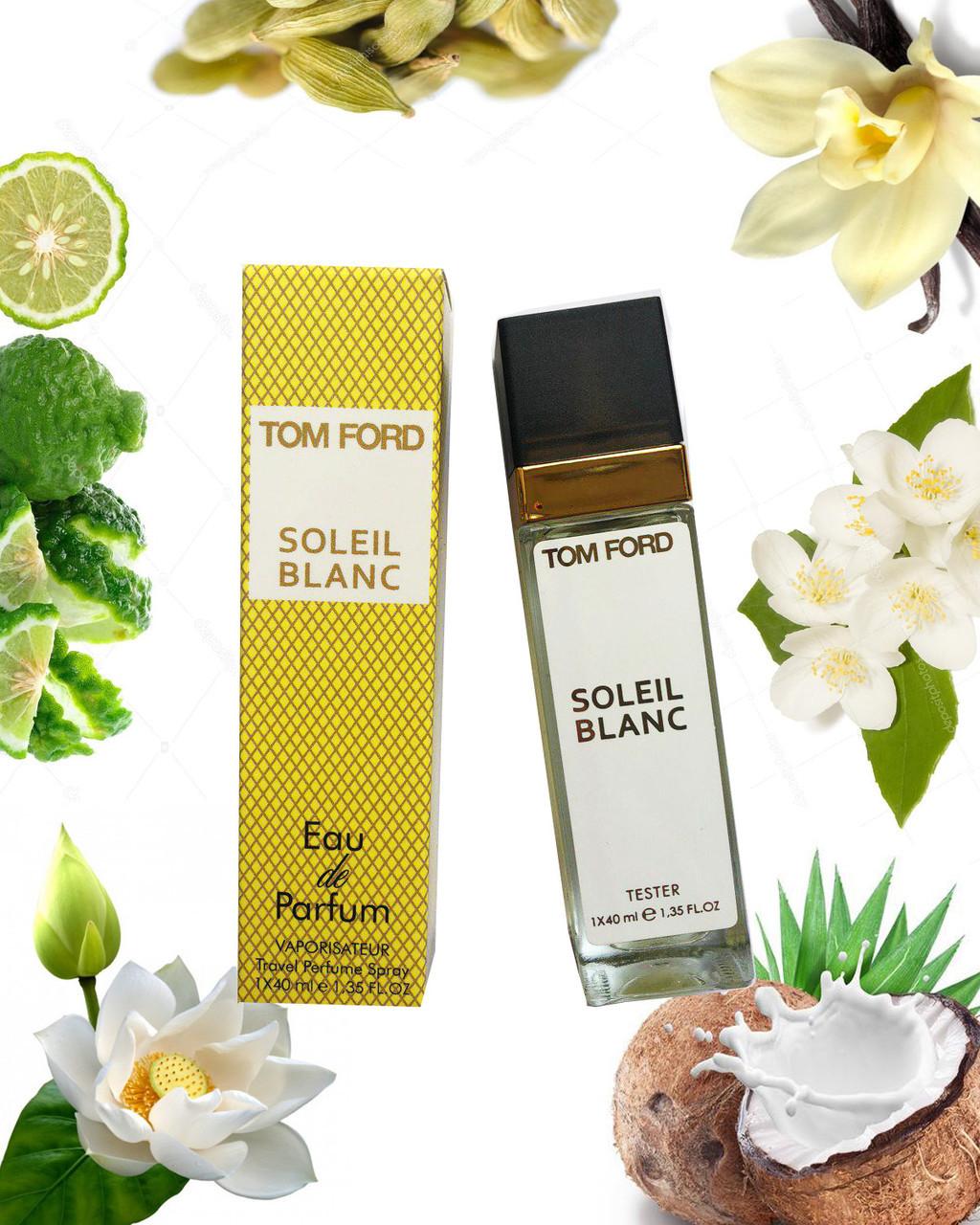 Tom Ford Soleil Blanc eau de parfum тестер 40 мл