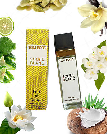 Tom Ford Soleil Blanc eau de parfum тестер 40 мл, фото 2