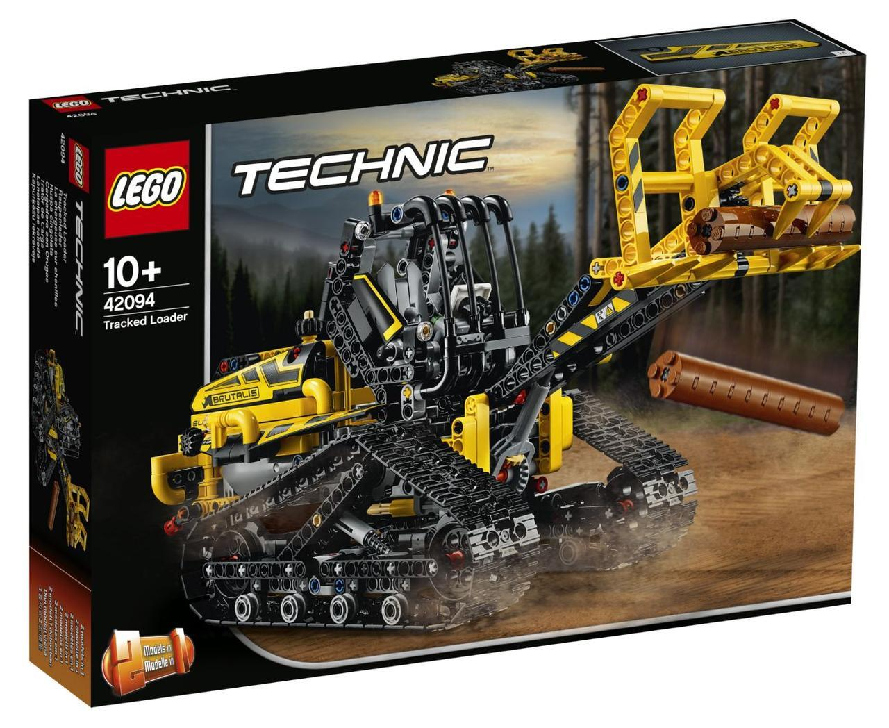 Lego Technic Гусеничный погрузчик 42094