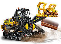 Lego Technic Гусеничный погрузчик 42094, фото 4
