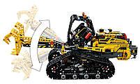 Lego Technic Гусеничный погрузчик 42094, фото 5