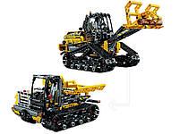 Lego Technic Гусеничный погрузчик 42094, фото 8