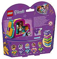 Lego Friends Шкатулка-сердечко Андреа 41354, фото 2