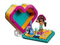 Lego Friends Шкатулка-сердечко Андреа 41354, фото 4
