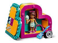 Lego Friends Шкатулка-сердечко Андреа 41354, фото 5