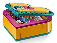 Lego Friends Шкатулка-сердечко Андреа 41354, фото 6